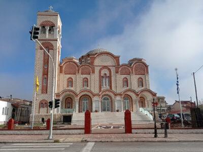 Αγία Τριάδα, Πολύκαστρο