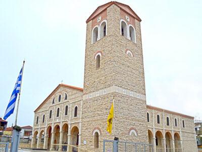 Άγιος Γεώργιος, Γουμένισσα