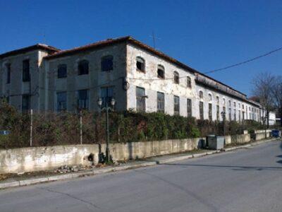 Εργοστάσιο μεταξιού