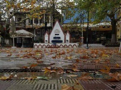 Central Fountain, Goumenissa