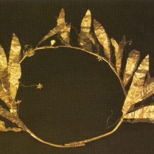 Χρυσό στεφάνι Ευρωπού - 4ος αι. π.Χ.