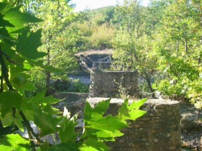 Ανατιναγμένη γέφυρα Κοτζά Ντερέ (1947)