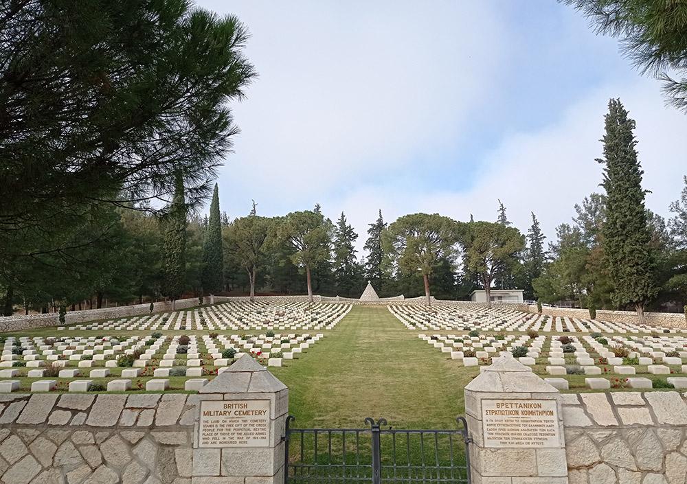 Βρετανικό Στρατιωτικό Κοιμητήριο