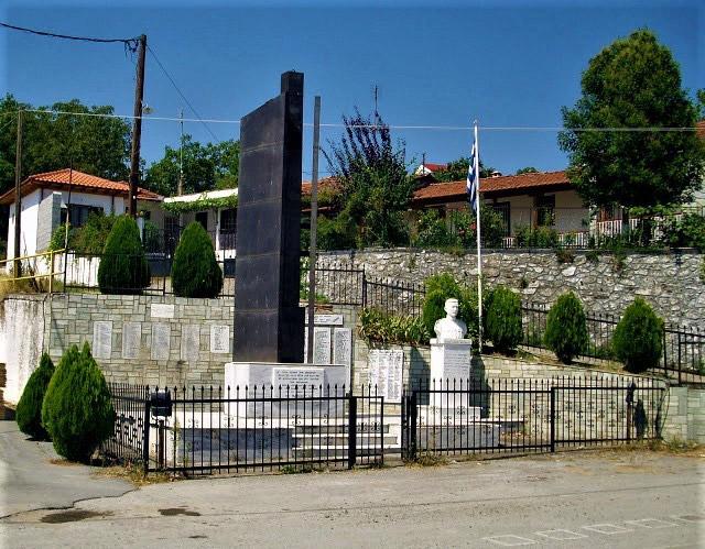 Μνημείο Ηρώων Σκρα