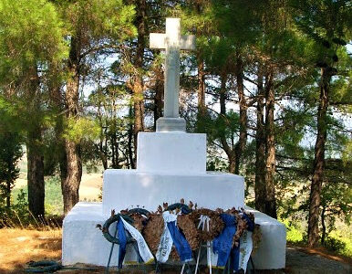 Μνημείο λόφου Ραβινέ