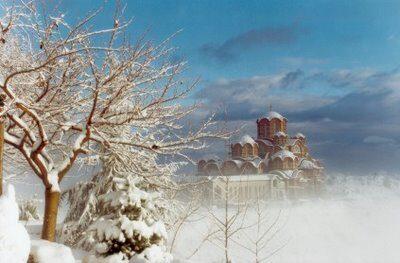 Ιερά μονή Αγίων Ραφαήλ, Νικολάου και Ειρήνης, Γρίβα
