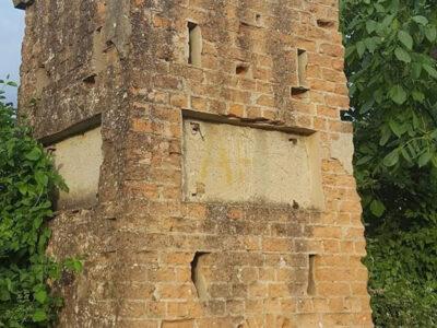 Πυργίσκος Γαλλικού κοιμητηρίου - Γουμένισσα